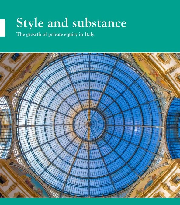 Report – Style and substance: The growth of private equity in Italy